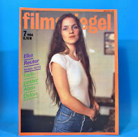 DDR Filmspiegel 7/1984 Alain Delon Alec Guinness Anna Magnani Elke Reuter U