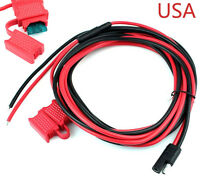 FOR MOTOROLA Two Way Radio Power Cable HKN4137A FASTEST USA SHIPPING!
