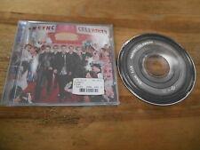 CD Pop Nsync - Celebrity (14 Song) ZOMBA / JIVE REC jc Justin Timberlake
