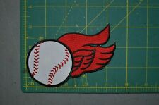 Rochester Red Wings MiLB Throwback Vintage Minor League Baseball Jersey Patch