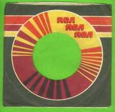 RARE ORIGINAL MID - LATE 1970s  AMERICAN RCA  RECORD COMPANY SLEEVE FREE P&P