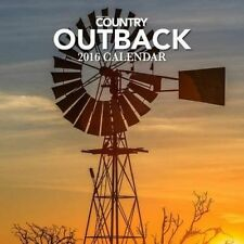 Australian Outback 2016 Calendar by Universal Magazines Paperback Book