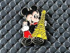 PINS PIN BADGE BD DISNEY MICKEY TOUR EIFFEL PARIS