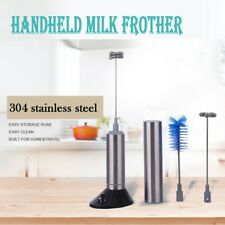 Handheld Electric Whisk Mixer Coffee Milk Frother Eggbeater Foamer Kitchen Tool