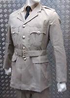 Genuine British RAF No 6 Dress Uniform Airman's Safari Jacket- All Sizes - NEW