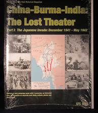 ASL magazine: CBI - The Lost Theater, Part 1 The Japanese Invade Dec 41 - May 42