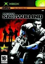 Project: Snowblind (Xbox) PEGI 16+ SHOOT 'EM UP complet avec manuel
