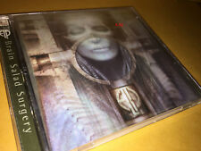 ELP cd BRAIN SALAD SURGERY (lenticular case) emerson lake & palmer RHINO giger