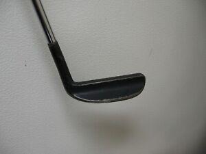 """Arnold Palmer The Original Black Blade Putter, fluted steel, 5.5"""" from Hosel"""