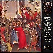 Antonio Vivaldi - Vivaldi: Sacred Music, Vol. 2 (1996)