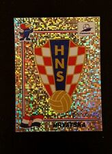 Panini World Cup France 98 Sticker - Croatia Badge No 535  - 1998