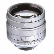 7artisans 50mm F/1.1 MF Lens For Leica Digital M Monochrom CL M240 M10 M9 M4 M3