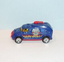 Matchbox Toy Fair 2002 Robot Truck