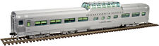 "Atlas ""O"" #3002151-2 ""Cal. Zephyr"" CB&Q SilverLariat Dome-Chair Car #4718 (2RL)"