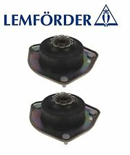Mini Cooper R55 R56 R57 R60 Set of 2 Front Strut Mounts 33417 01 OEM Lemfoerder