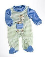 Baby Nicki Strampler Zweiteiler Erstausstattung 50 - 56 cm