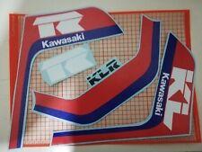 Kit adesivi compatibili Kawasaki KLR