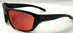 Oakley Split Shot - Polished Black with Prizm Snow Torch Lens - OO9416-18