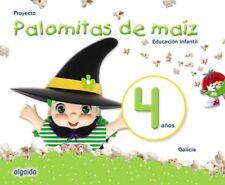 (18).PALOMITAS MAIZ 4 AÑOS *GALICIA* (3 TRIMESTRES). ENVÍO URGENTE (ESPAÑA)