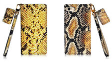 For Galaxy S21 Ultra Plus / URBANWEST CS Snake Pattern Leather Cell Phone Case