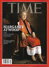 TIME VOL.194 n°10 16/09/2019  Margaret Atwood/ Best of Fall/ Parliament/ B.Smith