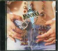 "◄► MADONNA ""Like A Prayer"" CD-Album"
