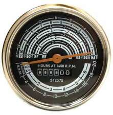 70242375 Allis Chalmers Tractor D15 Gas Tachometer/Tach Operation Meter
