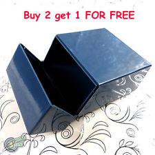 Cigarette Tobacco Hard Plastic Storage Case Pocket Box BLUE BLACK RED GREY 30s e