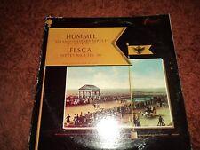 Hummel Grand Military Septet - Fesca Collegium Con Basso TV 34493S LP - VG / VG