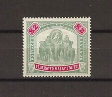 FEDERATED MALAY STATES 1900 SG 24 MINT Cat £180