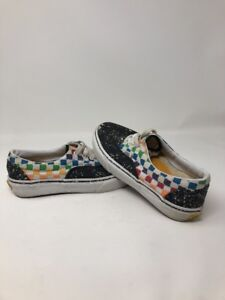 VANS CRAYOLA Shoe's Size 3 Youth  SUPER CLEAN MUST SEE !