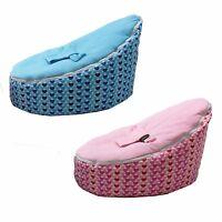 Baby Bean Bag Adjustable Harness Kids Toddler Chair Bouncer Beanbag