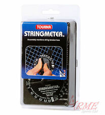 Tourna String Meter for Tennis, Squash, Badminton, Racketball Rackets