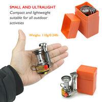 Portable Gas Stove Burner For Hiking Picnic BBQ Gas Picnic Camping Equipment