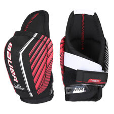 Bauer Hockey S19 NSX Ice Hockey YOUTH Elbow Pads, Adjustable Fit, S-L