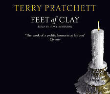 Feet Of Clay: (Discworld Novel 19) by Terry Pratchett (CD-Audio, 2005)