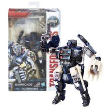 Neu Transformers Premier Edition Barrikade Luxus Figur Letzte Ritter Offiziell