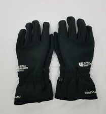 The North Face TNF Apex Black Gloves Mens Size Large