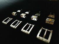 4 Sets Belt Buckle for men (3 pieces each) NEW