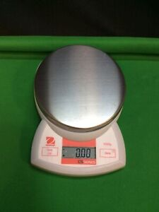 Ohaus CSSERIES 5000 Scale, Balance, Capacity 5000g x 1g , No adapter.