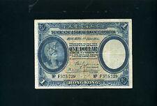 Hong Kong 1 dollar 1935 - F