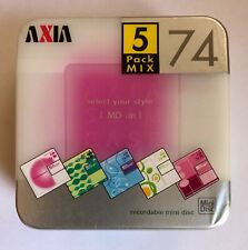 AXIA MD-IM 74 5 COLOR MIX SLIM PACK