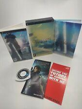 Crisis Core Final Fantasy VII 7 edición de coleccionistas limitada-SONY PSP -! Raro!