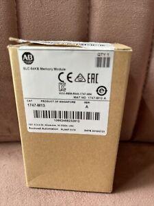 New Allen-Bradley 1747-M13 Memory Module SLC 64k