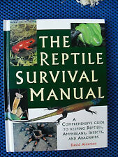 THE REPTILE SURVIVAL MANUAL
