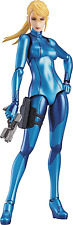 Metroid Other M Samus Aran Figma Zero Suit Version Max Factory