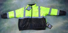 Radwear Reflective Men's Jacket Size XL.