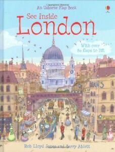 London (See Inside) (Usborne See Inside),Rob Lloyd Jones