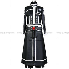 D.Gray-man Yu Kanda 2G Uniform COS Clothing Cosplay Costume
