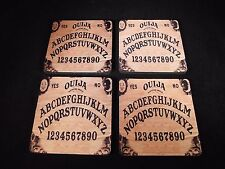 Ouija Board Coaster Set Of 4 Neoprene Washable Bar Coffee Table Decor